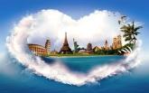 Романтическое предложение за границей