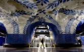 Необычная художественная галерея Стокгольма