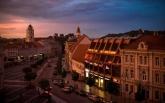 Среди аркад средневекового города. Самобытный Вильнюс